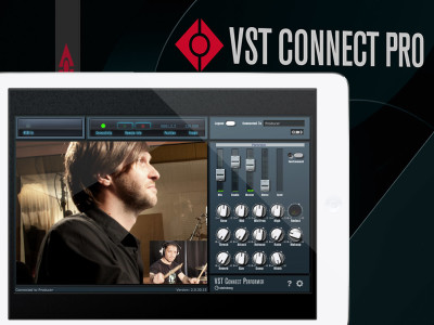 Steinberg introduces VST Connect Performer for iPad