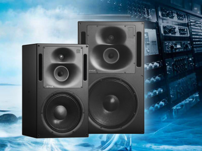 Genelec 1237A and 1238A Three-way Smart Active Monitors Are Shipping