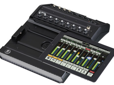 Mackie Makes its DL806 Digital Mixer Really Affordable
