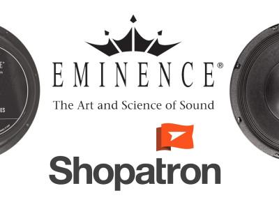 Eminence Makes Shopping For Speakers Easier