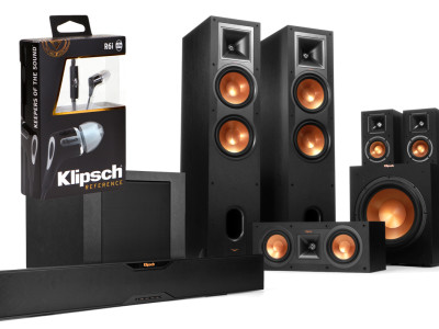 Klipsch Reference Unity Strategy Aligns Speaker and Headphone Range