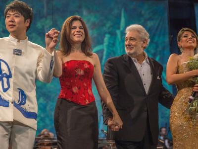 Merging Horus and Ravenna Save World Cup Concert in Rio de Janeiro