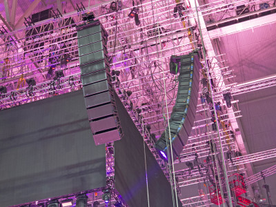 Largest Meyer Sound LYON System To Date Assembled in Oslo, Norway