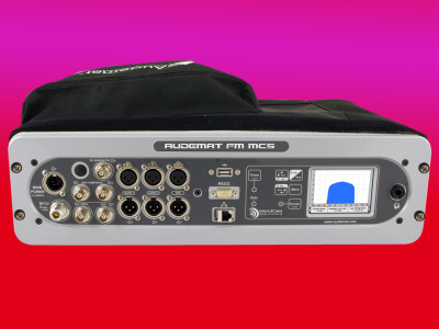 New Audemat FM MC5 Goldenear Test & Measurement Platform