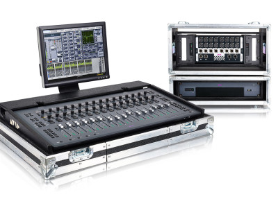 Avid Announces new Avid Venue S3L-X for Live Sound and Studio Production