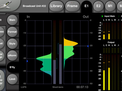 TC Electronic Introduces Adaptive Loudness Normalization Technology or aNorm