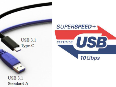 New USB Type-C Connector for SuperSpeed USB and 4K DisplayPort