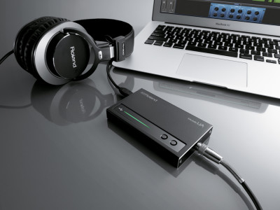 Roland New Mobile UA High-Resolution Audio Interface
