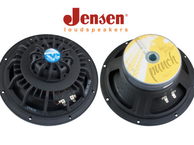 New Jensen Bass Speakers Are Smooth and Have Punch