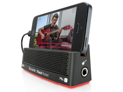 Focusrite iTrack Pocket for The Youtube Generation