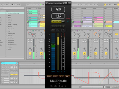 NUGEN Audio Launches MasterCheck for Loudness Optimization of Music for Streaming, Plus Visualizer Audio Analysis Version 2