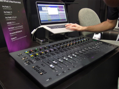 Avid Introduces Pro Tools | S3 Desktop Control Surface and Offers Incentives for Pro Tools 11 Upgrades