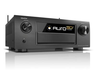 Denon and Marantz to Offer Auro-3D Upgrades on Premium AV Receivers