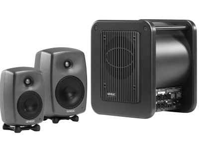 Genelec Expands Smart Active Monitoring Range with 8320 and 8330 Monitors and 7350 Subwoofer