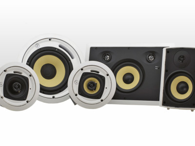 Kramer Expands Audio Solutions Introducing Four New Speaker Product Families