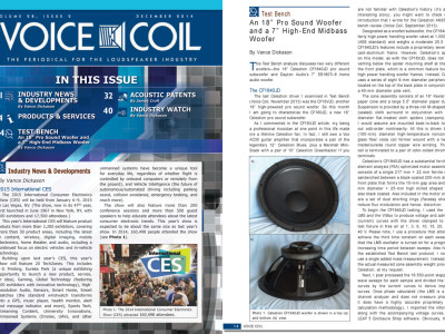 Voice Coil December 2014 available online