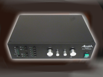 New Akitika Preamp Platform to Build and Customize