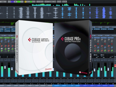 Steinberg Cubase Pro 8 and Cubase Artist 8 Now Available