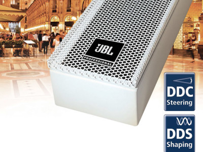JBL Professional New Intellivox 380 Series Loudspeakers