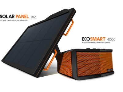 ECOXGEAR Partners with SunCore to Develop Solar Powered Portable Outdoor Products