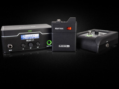 New Line 6 Relay G70 Digital Guitar Wireless Now Available