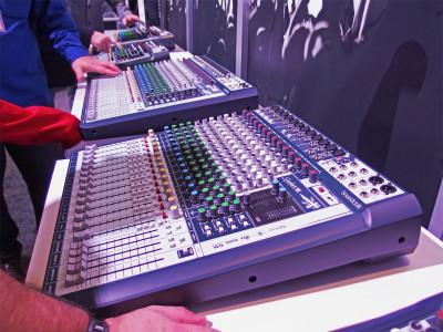 Soundcraft New Signature Series Range of Analog Mixing Consoles