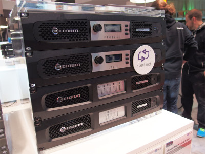 Crown Expands DCi Network Series Amplifier Lineup With New Models
