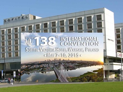 Registration Now Open for 138th Audio Engineering Society International Convention in Warsaw, Poland