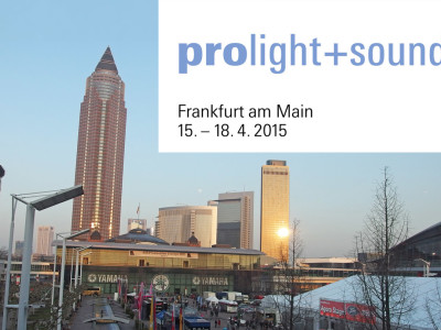 Prolight+Sound Conference Agenda for 2015 Published