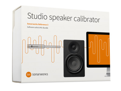 Sonarworks Studio Monitor and Headphone Calibration Solution