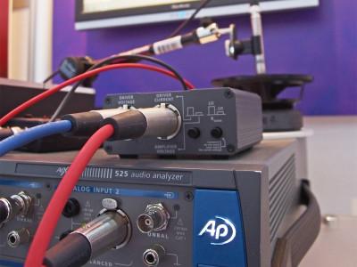 Audio Precision Supports New Loudspeaker TTA Test Standard