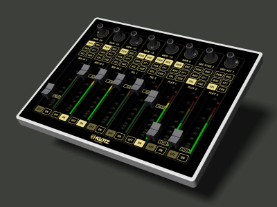 Klotz Communications Unveils the new Touchstone Controller