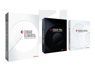 Steinberg releases Cubase Elements 8 Entry-level DAW