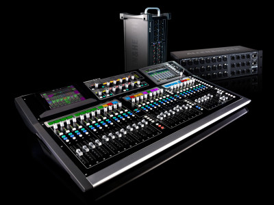 Allen & Heath New GLD Chrome Edition Digital Mixers