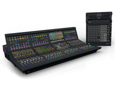 Avid Introduces Venue S6L Live Mixing System and Partners with Audinate