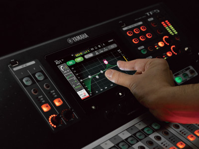Yamaha Launches New TF Series Digital Consoles at ProLight+Sound 2015