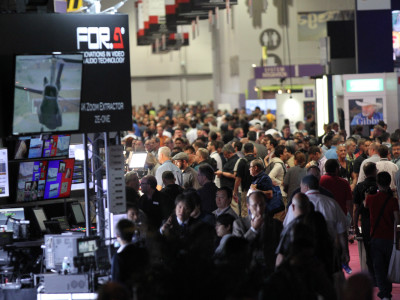 2015 NAB Show Attendance Exceeds 100,000 and Closes in Upbeat Mood