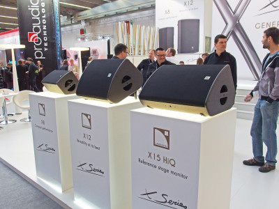 X Series Heralds a New Era for L-Acoustics