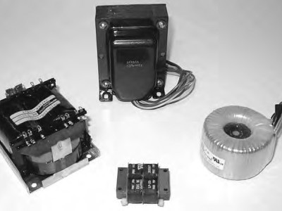 Power Transformers for Audio Equipment