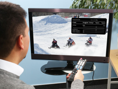 Fraunhofer Promotes Interactive and Immersive TV Audio Demonstrations