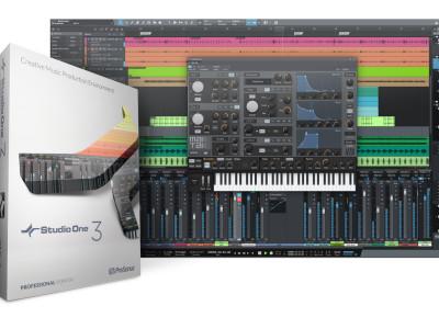 PreSonus Studio One 3 Might Well Be The Next Standard DAW