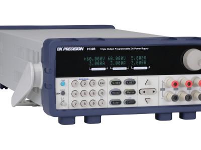 New Programmable Triple Output DC Power Supplies from B&K Precision