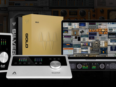 Apogee Bundles Waves Plug-Ins with Duet, Quartet, and Ensemble Interfaces