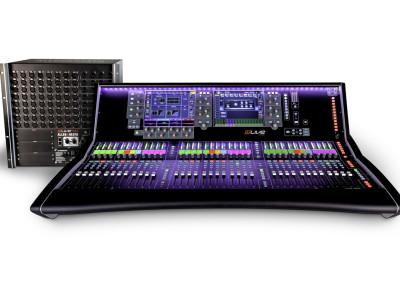 Allen & Heath Next Generation Digital Mixing Series Starts with dLive