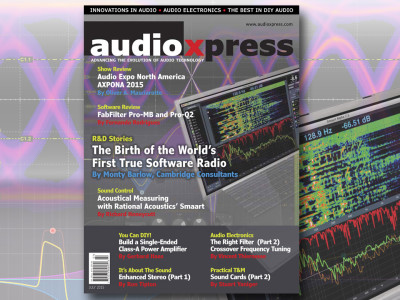 Get Technical with audioXpress July 2015, now available!