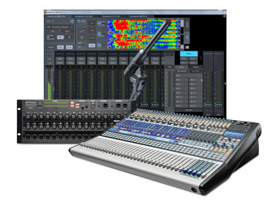 PreSonus Launches UC Surface 1.3 with Smaart and Announces Measurement Microphone Giveaway