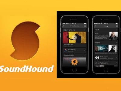 SoundHound Updates App to Include Apple Music Integration