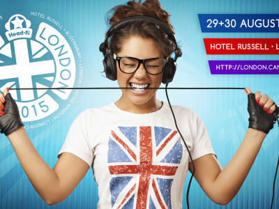 CanJam London 2015, the First Official Head-Fi Event in Europe