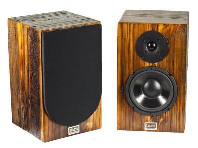 Barn Audio Labs Reclaimed Wood Speakers