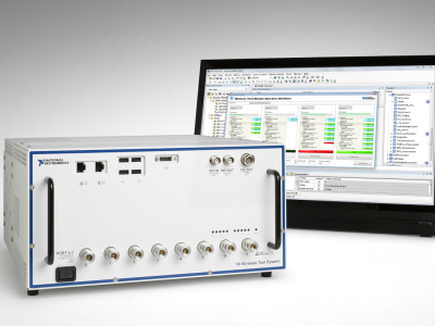 National Instruments Drives Down Cost of Wireless Production Test